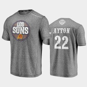 Suns #22 Deandre Ayton Noches Ene-Be-A T-Shirt